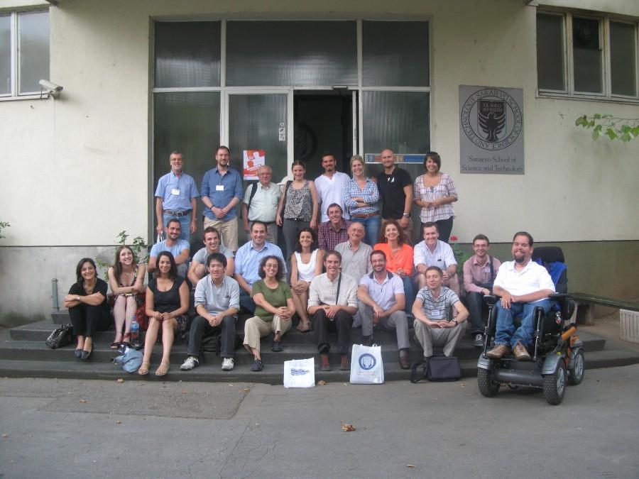 EASP 2012 Sarajevo